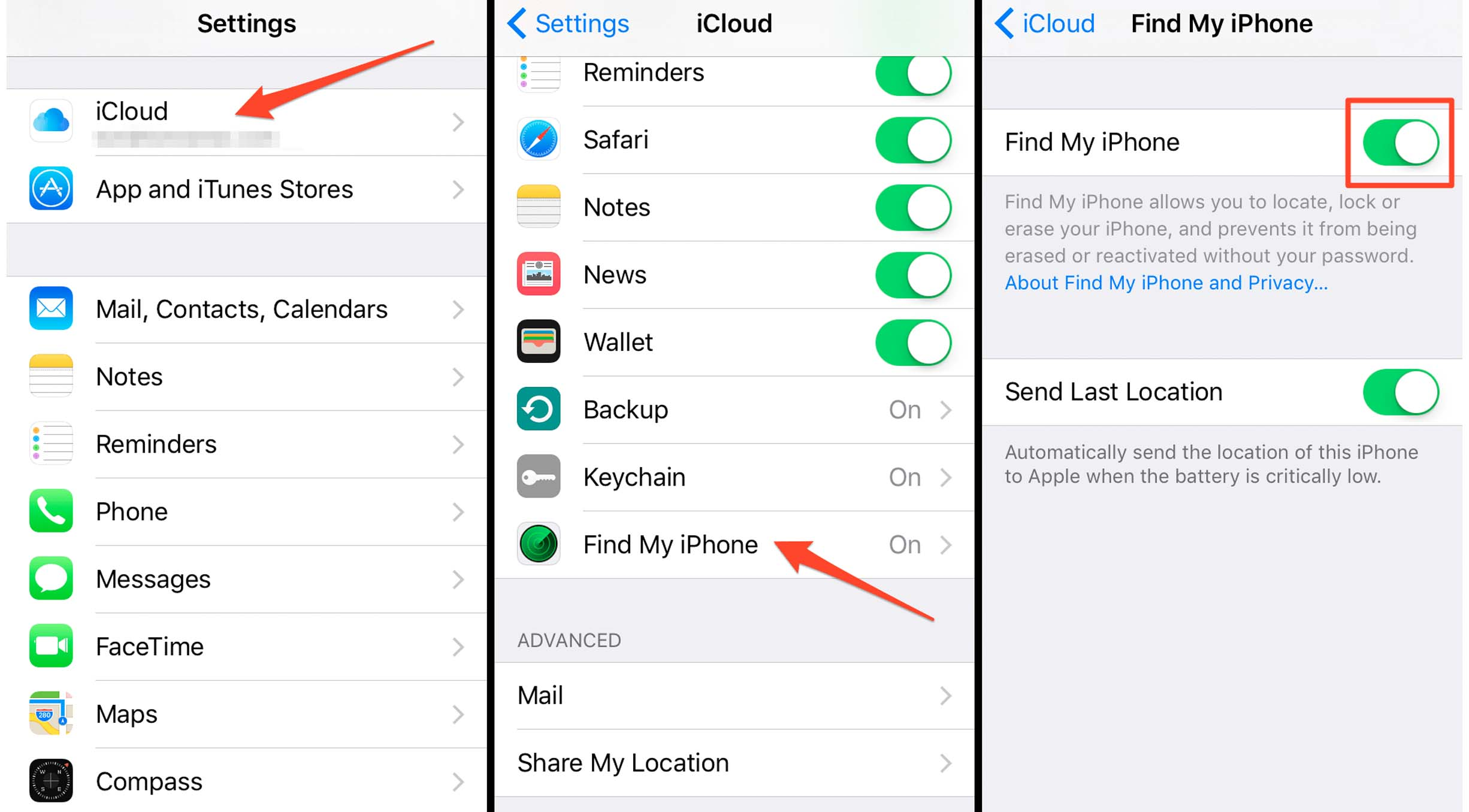 How to Find iPhone or Android Devices